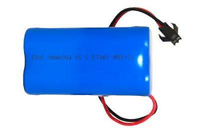 3.2V 6000 mAh LiFePO4 Square Battery Pack for Gama Sonic Sol