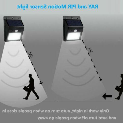 30 LED Solar Wireless Waterproof Outdoor Light - Pack