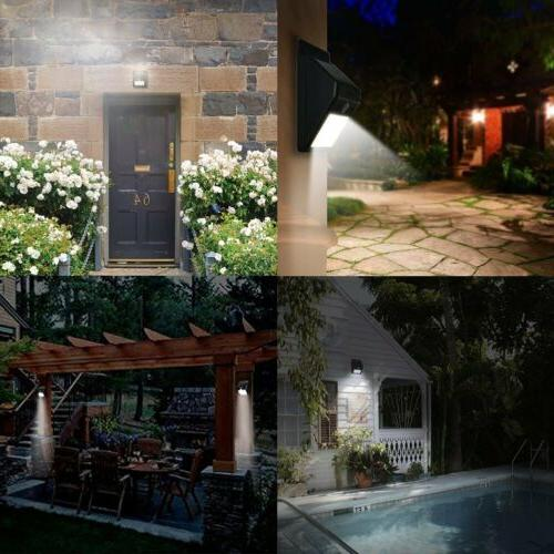 30 LED Light Wireless Sensor Outdoor Light Pack