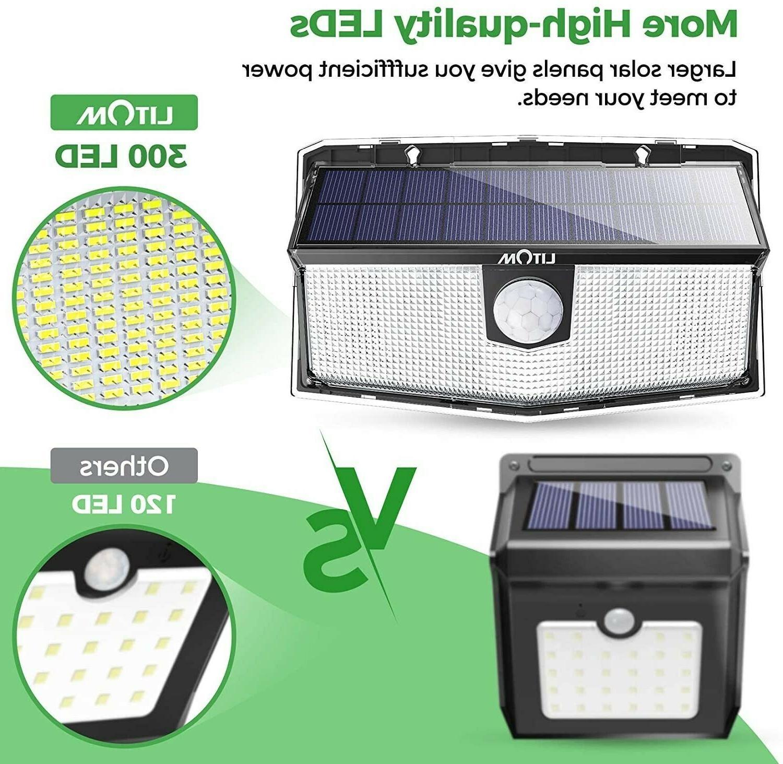 300 LED Sensor