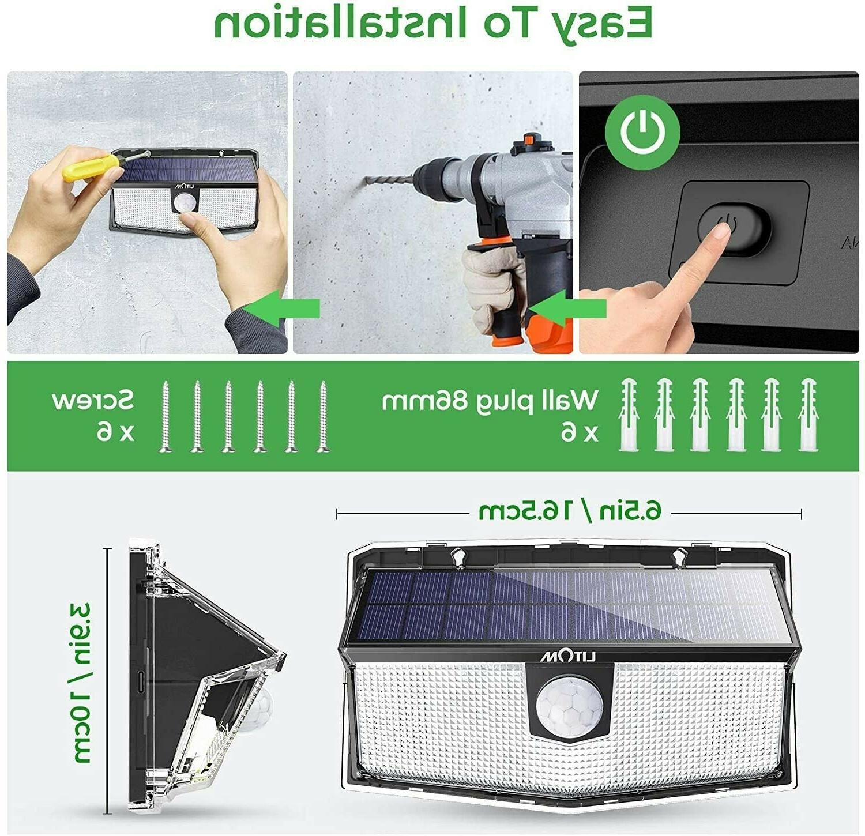 300 LED Sensor Waterproof