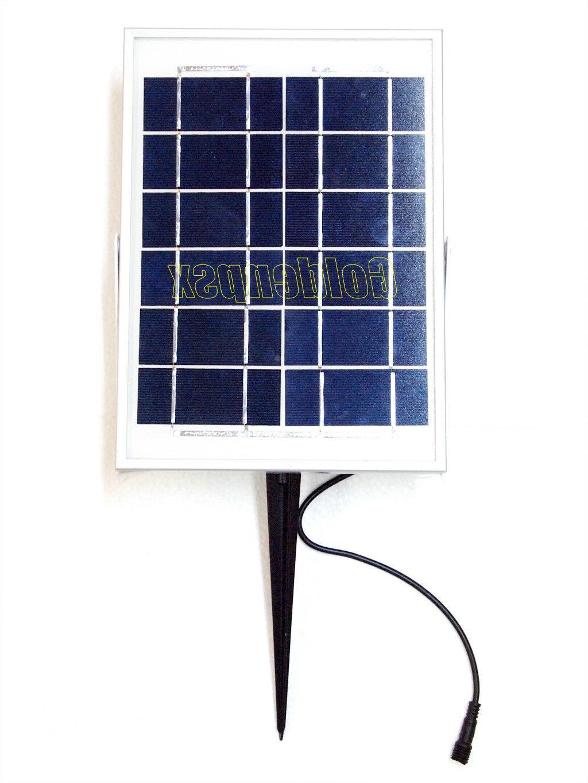 30W Solar Flood Light Remote Waterproof Outdoor