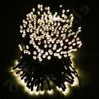 39ft 100 led solar powered outdoor string