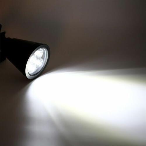 4 LED Lamp Lawn Landscape Lighting