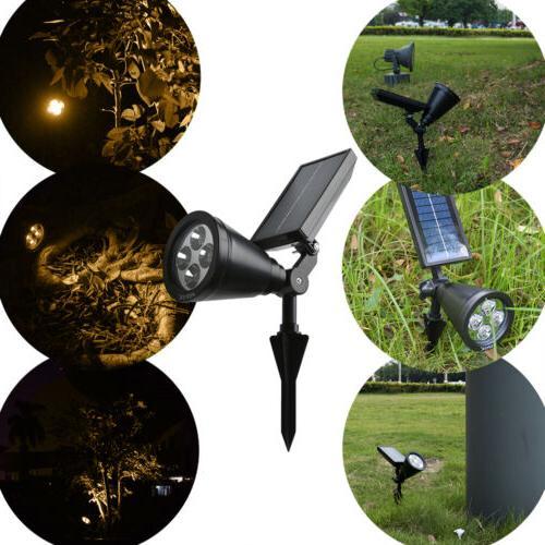4 Garden Lamp Spot Light Lawn