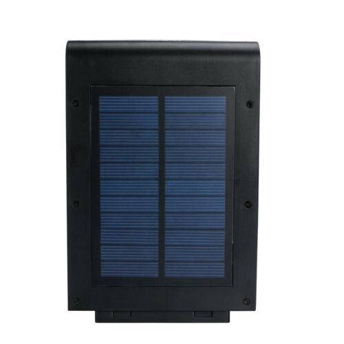 4 72 Solar Power Wall Light Lamp Outdoor