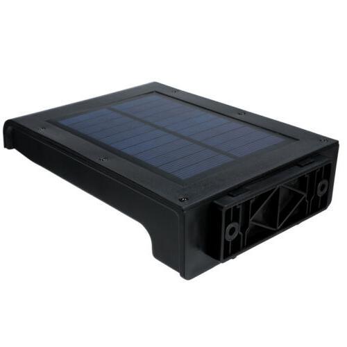 Solar Power Wall Light Sensor Lamp Outdoor
