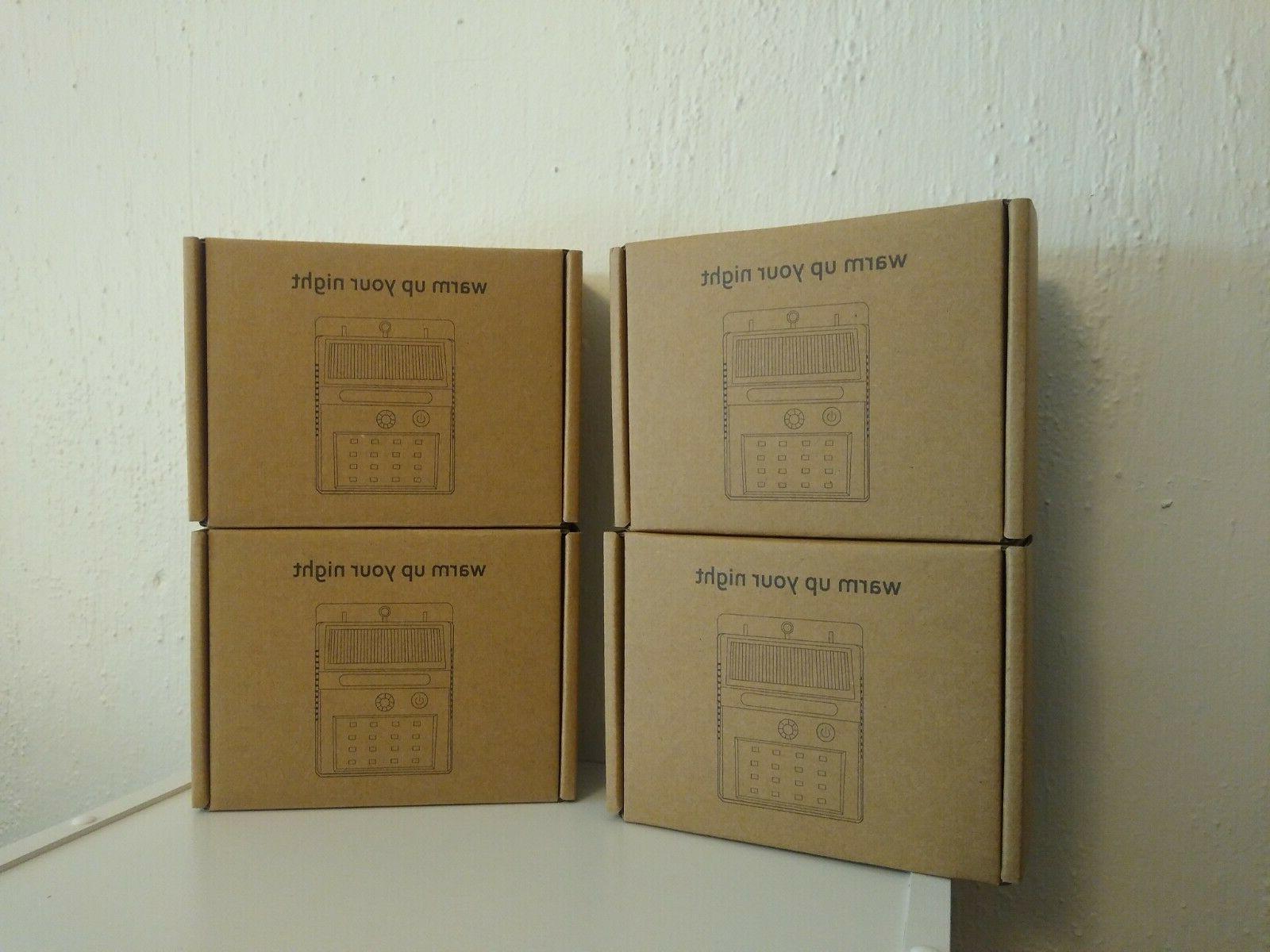 4 Pack Mini Solar