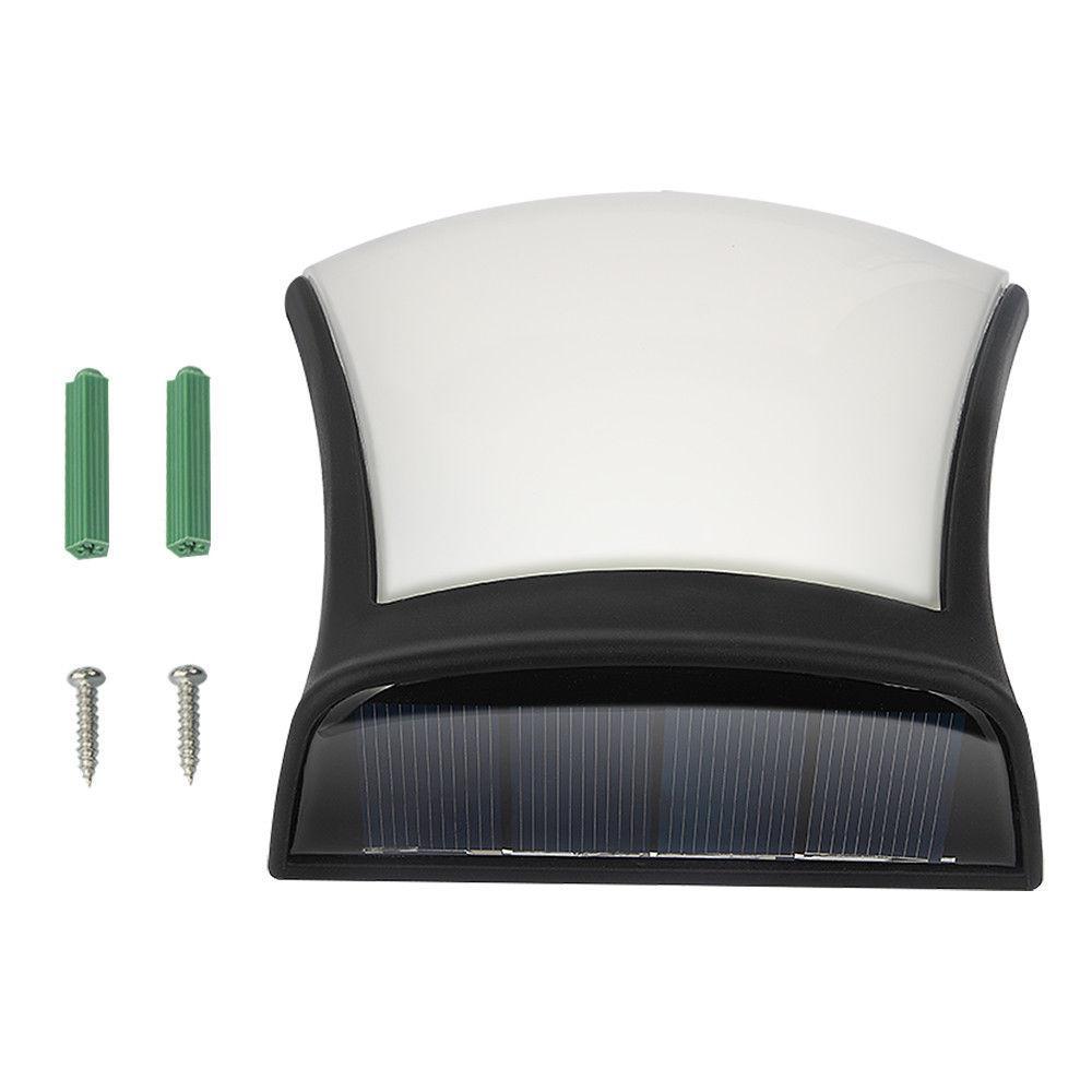 4 Solar LED Outdoor Garden Yard Waterproof