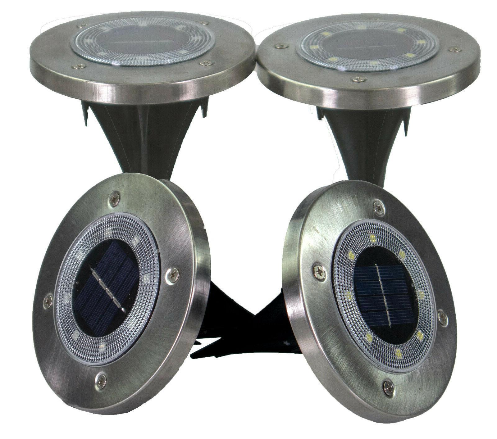4 LED Lights Diffusure Lens Waterproof