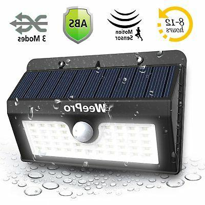 45 Solar LED Light Outdoor Garden Waterproof Wireless Securi