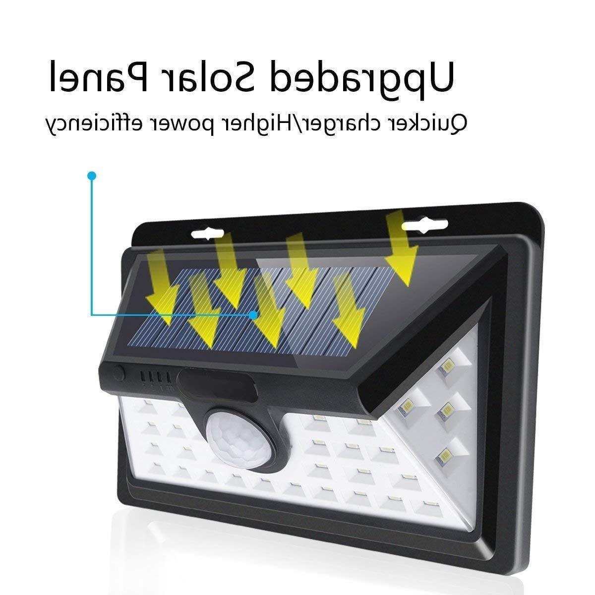 46 Outdoor Motion Sensor Light W