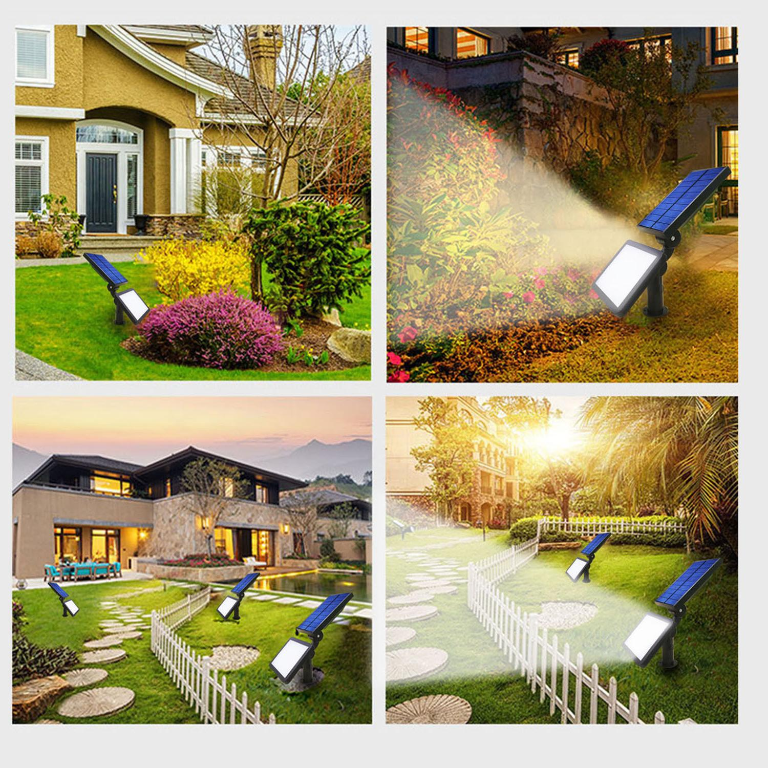 48 Waterproof Powered Light Yard Lawn Lamp