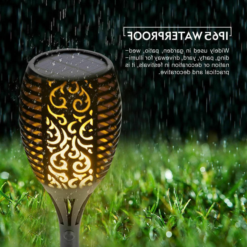 Tiki Flickering Flame Lamp NEW