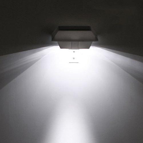 4pcs 12 LEDs Gate