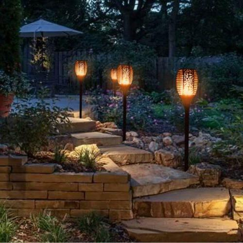 Outdoor Torch Dancing Light Garden