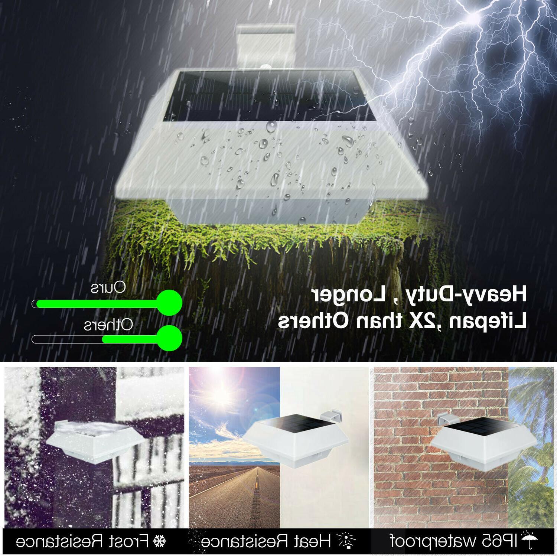 6pcs Lights Lamps Waterproof