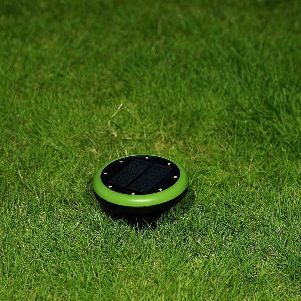 4x Lights Ground Garden Lawn Outdoor Waterproof