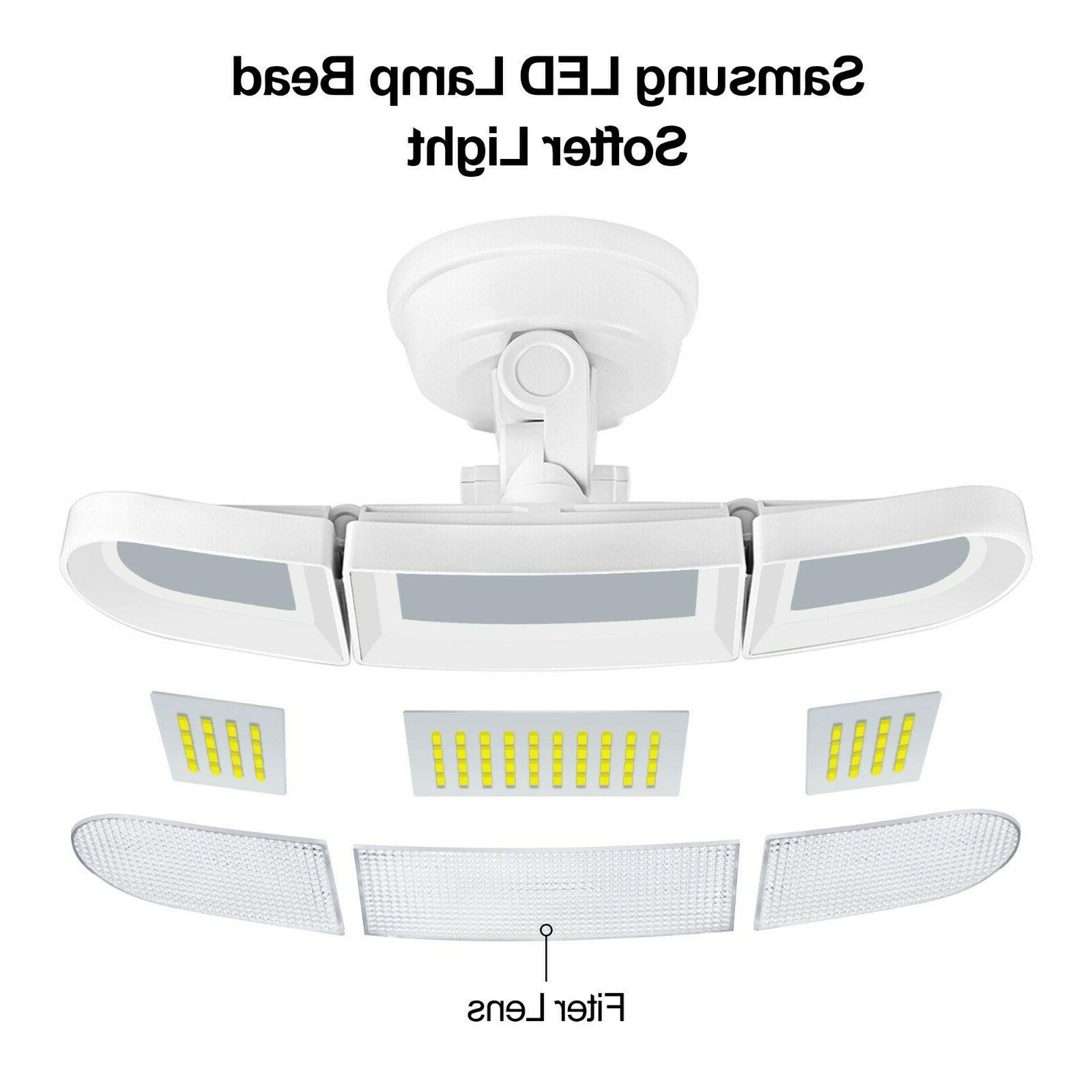 1600LM LED Lights Motion Outdoor, Super Bright Solar
