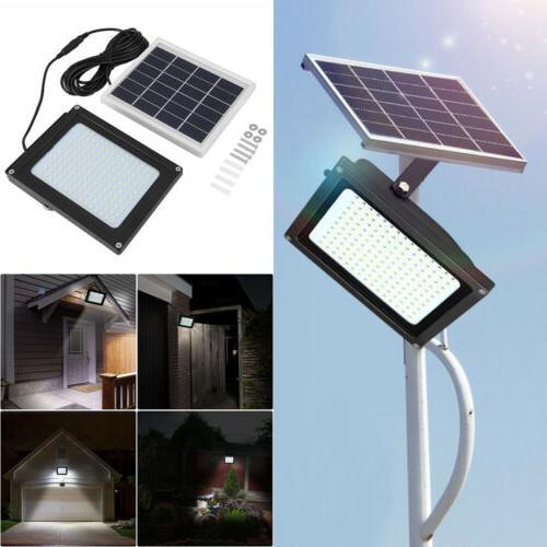 New Power Motion Sensor Flood Spot Outdoor Lamp