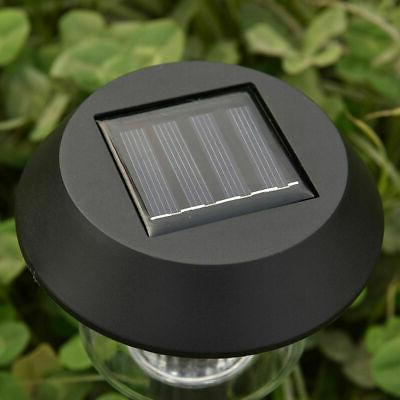 6 Solar Outdoor Light Spot Lamp Landscape White