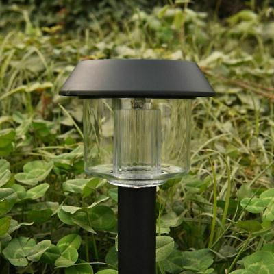 6 LED Solar Power Outdoor Spot Lamp Landscape