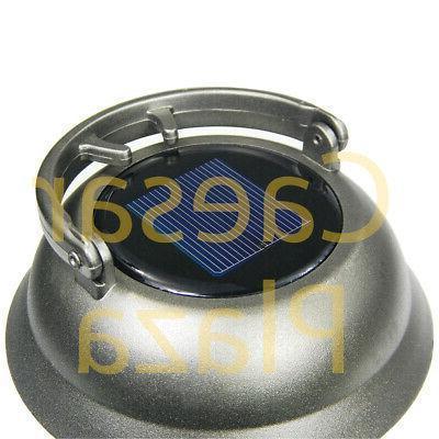 6 Brass / Copper Solar Lights Lantern