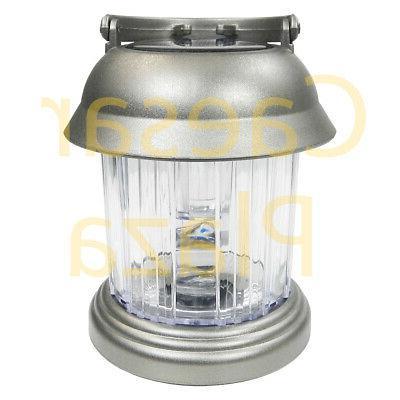 6 Brass Copper Solar Lights Lantern