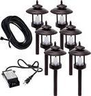 6 Pack Westinghouse Bronze 100 Lumen Low Voltage LED Pathway