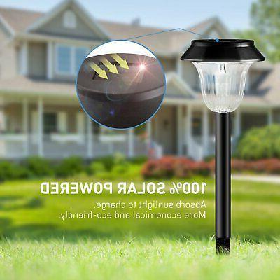 6 Pack Lights Waterproof Outdoor Driveway