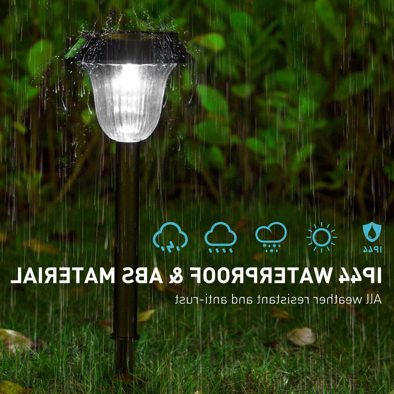 6 Lights Pathway Waterproof Outdoor