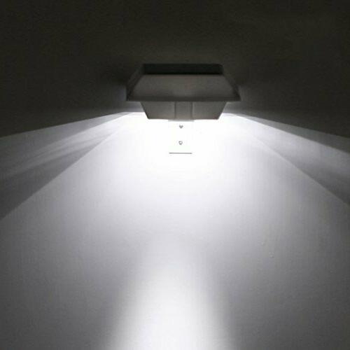 6pcs 12LEDs Lights Outdoor Garden Lamps Waterproof