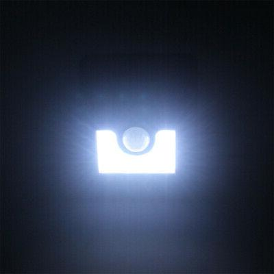 8 LED PIR Security Flood Wall Light