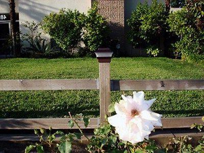 8 Garden Solar Copper Cap Plastic