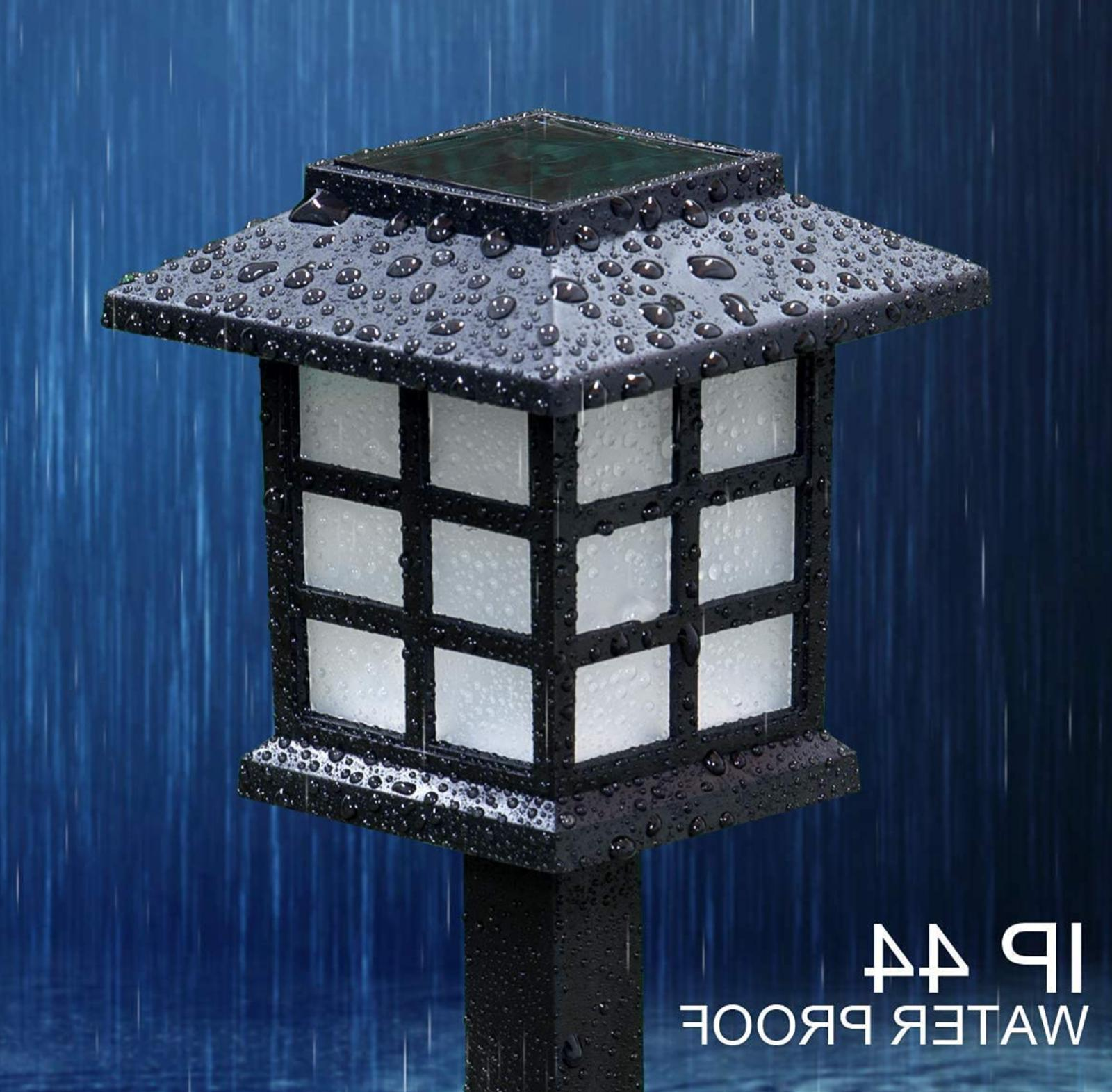 GIGALUMI Pack Solar Waterproof Solar