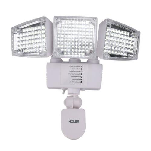 10000LM Solar Motion Sensor Security Light Outdoor Indoor US