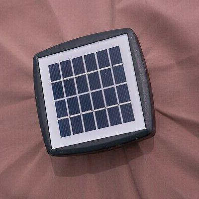 SUPERNOVA 9'FT Solar LED Outdoor