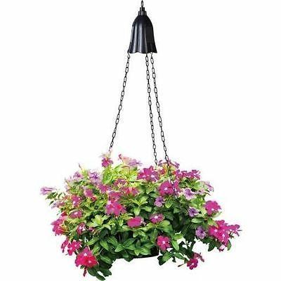 Moonrays 92323 10-Lumen Hanging Garden Planter Solar Light K
