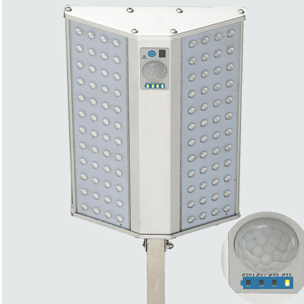 96 LED Lights Outdoor Gutter with Remote