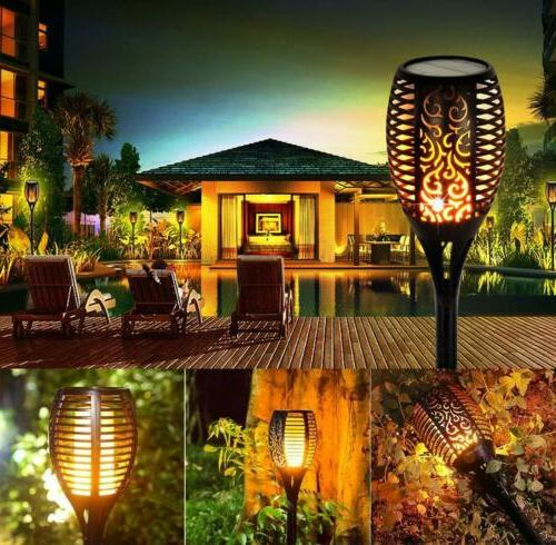 Outdoor LED Torch Dancing Light