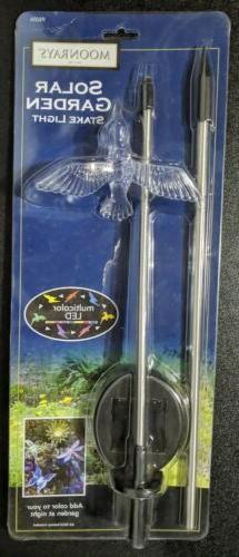 98006 solar stake light hummingbird