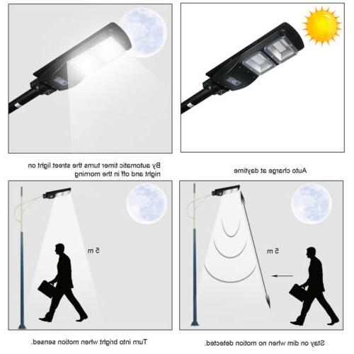 2X Solar Light Commercial IP67 to Road