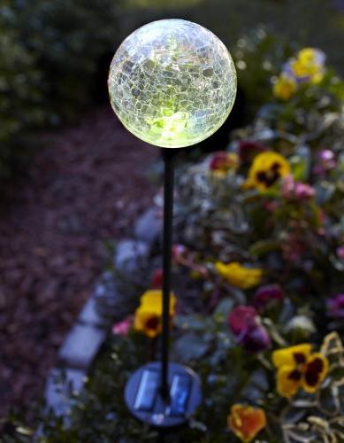 Moonrays 99924 Color-Changing Globe