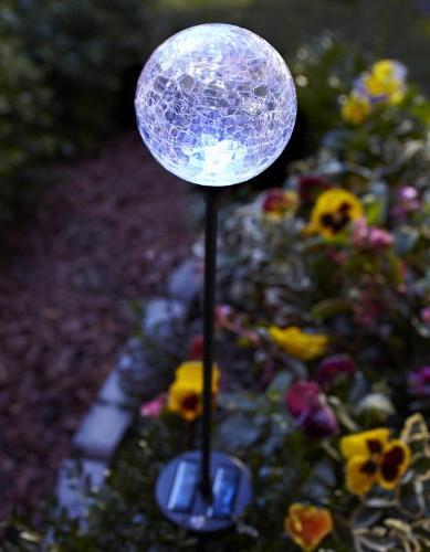 Moonrays 99924 Color-Changing LED Globe