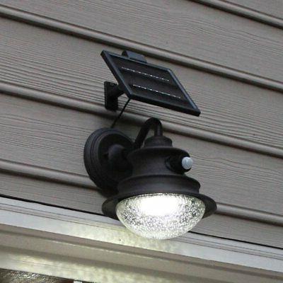 barn solar light fixture