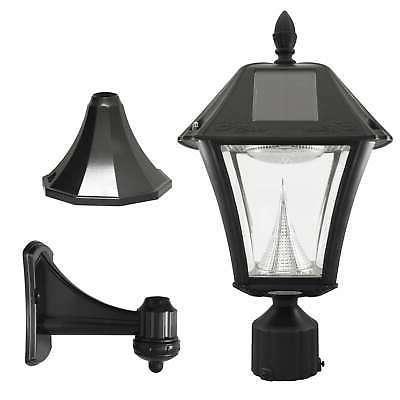 baytown ii solar outdoor led light multiple