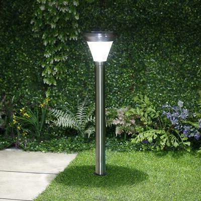 Best 2 Solar Walkway Light two natural white LEDs Pathway St