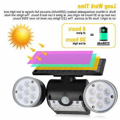 Outdoor Sensor Lights 30 LED Lamp