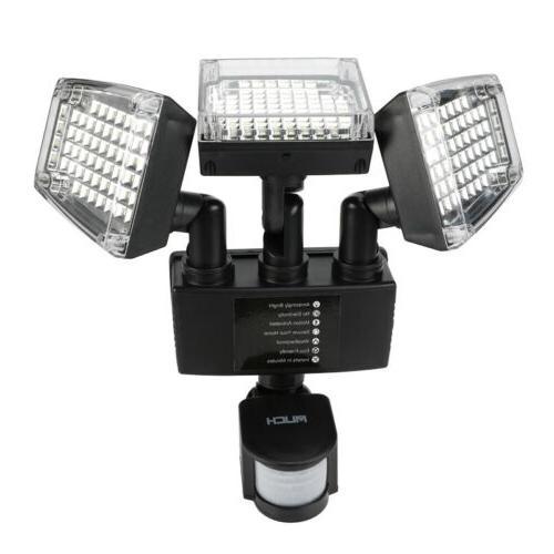 188 LED Sensor Light Outdoor