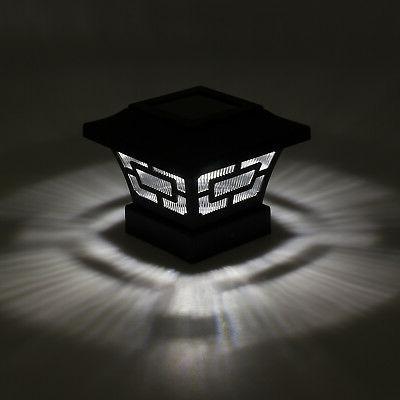 WESTINGHOUSE Black Lumens Solar Cap Lights DD0301